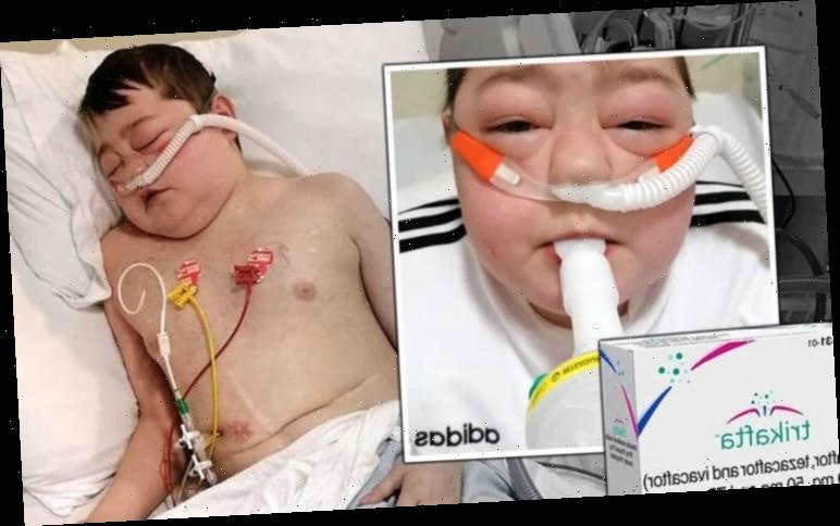 Cystic fibrosis-sufferer, 13, feared to have DAYS left to live as drug giant fails to act