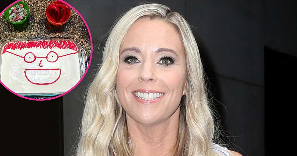 Kate Gosselin Celebrates Son Aaden Getting His Braces Off: Pic