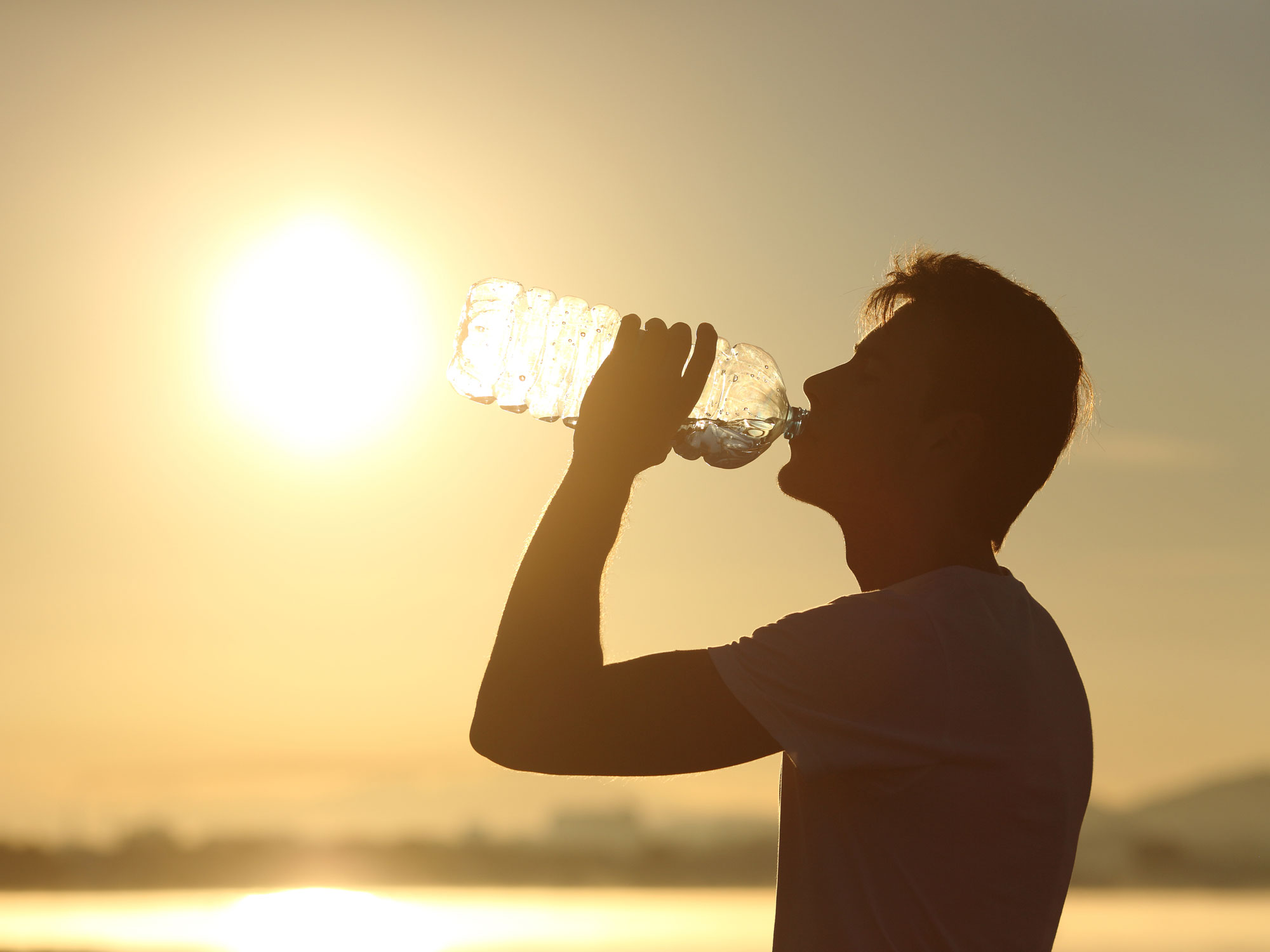 What is added or heat stroke to do in the Heat?