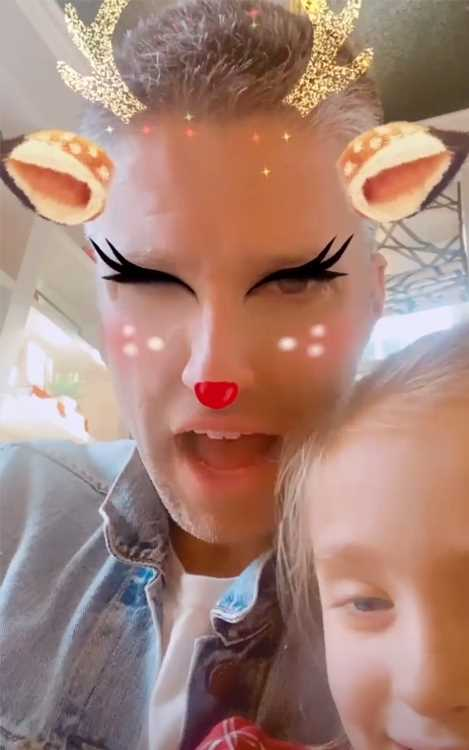 Eva Amurri and Ex Kyle Martino Spend Thanksgiving as a Family with Their 3 Kids